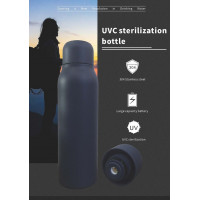 Abtronic UV Sterilizing Bottle 600ml- White