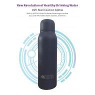 Abtronic UV Sterilizing Bottle 600ml- Blue