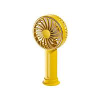 Benks F22 mini handheld Fan - Yellow