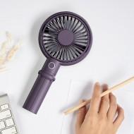 Benks F12 Multi-function 3 in 1 Handheld Fan - Purple