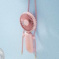 Benks F16 Multi-function Handheld Fan - Pink