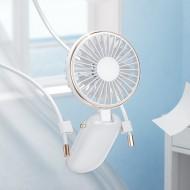 Benks F16 Multi-function Handheld Fan - White