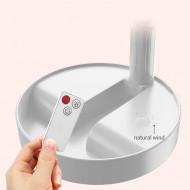 Benks F19 Foldable Remote Control Fan - White
