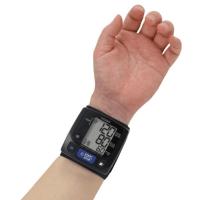CITIZEN CH-618 Digital Blood Pressure Monitor - Wrist Type (Black)