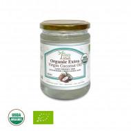 CocoLuck Organic Extra Virgin Coconut Oil 500ml