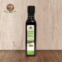 Earth Harverst Organic Cold Pressed Hemp seed Oil 250ml