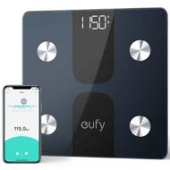 Eufy - C1 Multi-Data Smart Electronic Scale - Black