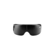 GKXK 4D Warm Magic Eye Mask - Black