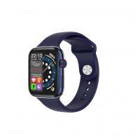 Glotech GW Pro Multi-Funtional Bluetooth Smart Watch - Blue