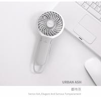 HONGPAI Pole Style Portable Fan - Grey (HP-829)