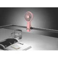 HONGPAI Pole Style Portable Fan - Pink (HP-829)