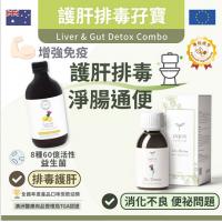 INJOY Health - Liver & Gut detox combo (Dr. Detox x 1 + Probio-Life Detox x 1)