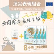 INJOY Health - Peak performance solution (Brain breakthrough x 4 + Power formula x 1)