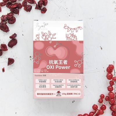 INJOY Health - OXI Power - 40 Capsules
