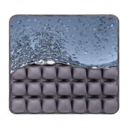 JFT - 3D Airbags Water-Cooled Stress Relief Cushion BC-285 (Grey)