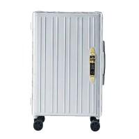 LaserPecker FREETRIP Foldable Suitcase - Silver