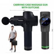 Meresoy Pro 30 Wireless Deep Tissue Massage Gun - Black