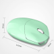 MOFII SM-398 BT Bluetooth Mouse - Green (780-4037)