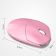MOFII SM-398 BT Bluetooth Mouse - Pink (780-4035)
