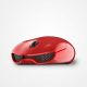 MOFII SM-398 BT Bluetooth Mouse - Red (780-4033)