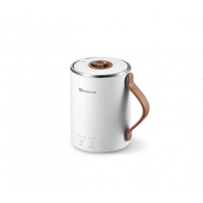 Mokkom Multi-functional Electric Heating Cup - White