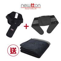 Newtton Heating Packing [FREE Newtton 3-Level Heating Sports Blanket]