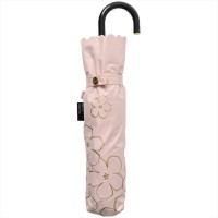 NIFTY COLORS Hook Trifold Umbrella - Pink