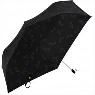 NIFTY COLORS Sun shade cat & fluff flat mini - Black