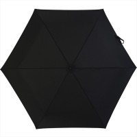 Nifty Colors Mini60 Carbon Lightweight Mini Umbrella - Black