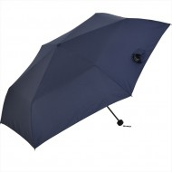 NIFTY COLORS Solid Mini with Water-absorbing Umbrella Cover - Navy
