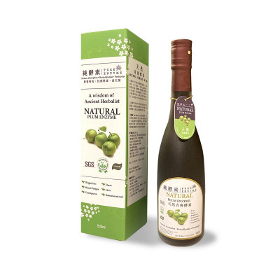 Pure Enzyme - Natural Plum Enzyme 500ml