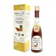 Pure Enzyme - Natural Papaya and Pineapple Enzyme 500ml