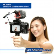 Phottix MC-20 Cardioid Microphone Kits