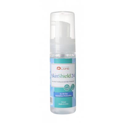 Prime-Living SkinShield 24 Residual Antibacterial Skin Protector 50ml