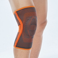 SENTEQ Elastic Knee Support With Silicon (SQ5-L009)