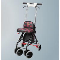Uber UD Shopping Cart UD-228-Red