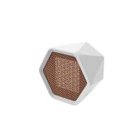 USATISFY PTC ceramic heater warm hands and feet Machine-White