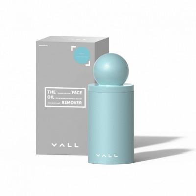 Korean VALL Face Oil Remover - Sphere Lake Blue (2pcs)