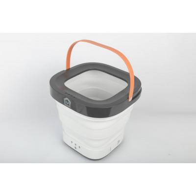 Yohome portable folding washing machine - White