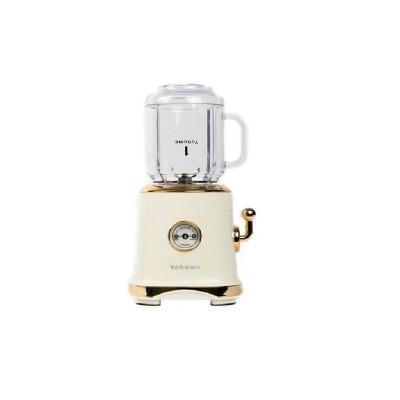 Yohome Retro Ice Juicer - White (LGB-09)