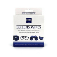 ZEISS Lens Cleaning Wipes (50 pc)