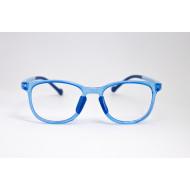 ZEISS Optical Grade Zeiss Flat Blue Light Glass - Sky Blue (Child)
