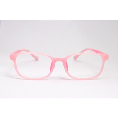 ZEISS Optical Grade Zeiss Flat Blue Light Glass - Pink (Child)