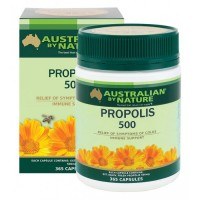 Australian by Nature Propolis 500mg 365 capsules