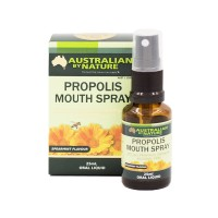 Australian by Nature Propolis Mouth Spray (Alcohol Free) 25ml (Clearance)