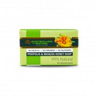 Australian by Nature Propolis Soap With Manuka Honey 8+ (MGO 200) 100g