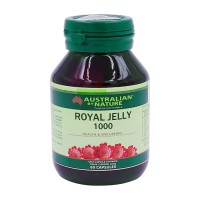Australian by Nature Royal Jelly 1000 (60s)