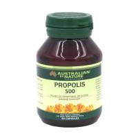 Australian by Nature Propolis 500mg 60 capsules