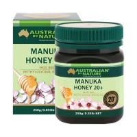 Australian by Nature Manuka Honey 20+ (MGO 800) 250g