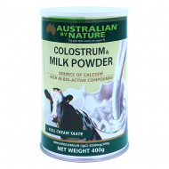 Australian by Nature Colostrum & Milk Powder 4000lgG - 400g